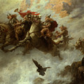 The Ride Of The Valkyries  by William T Maud