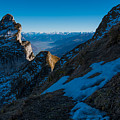 The Ridge by Ingo Scholtes