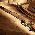 The Rifle by American West Legend By Olivier Le Queinec