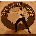 The Ringside Cafe by David Lee Thompson