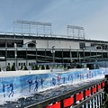 The Rink At Wrigley by David Bearden