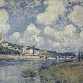 The River At Saint Cloud by MotionAge Designs