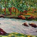The River by Karen Harding