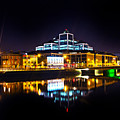 The River Liffey Reflections 2 by Alex Art and Photo