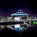 The River Liffey Reflections 2 V2 by Alex Art and Photo