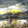 The River Nistru IIi by Sveatoslav Zacon