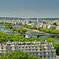 The River Of Paris by Scott Hippensteel