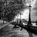 The River Thames Path by David Pyatt