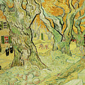 The Road Menders by Vincent Van Gogh
