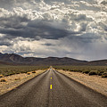 The Road To Death Valley by Peter Tellone