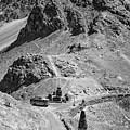 The Road To Ladakh Bw by Steve Harrington