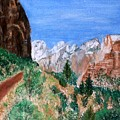 The Road To Zion by Jack Spath