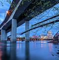 The Robert E Lee Bridge by Jonathan Nguyen
