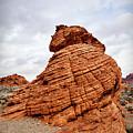The Rock by Evgeniya Lystsova
