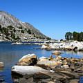 The Rocks Of Treasure Lake by Chris Brannen