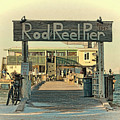 The Rod And Reel Pier Vintage   by HH Photography of Florida