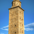 The Roman Lighthouse Known As Tower Of Hercules by Luis Vilanova