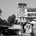 The Romney Motel Route 66 by Anthony Sacco