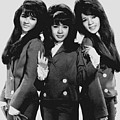 The Ronettes 1966 by Mountain Dreams
