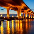 The Roosevelt Bridge by Linda Nicol
