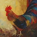 The Rooster II  by Torrie Smiley