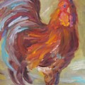 The Rooster by Sharon Franke