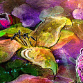 The Roses In The Sheep Dream by Miki De Goodaboom