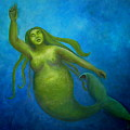 The Rotund Mermaid by Marina Owens