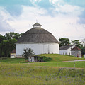The Round Barn by Jost Houk