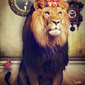 The Royal Lion by Angela Doelling AD DESIGN Photo and PhotoArt