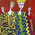The Royal Sisters by Wayne Potrafka