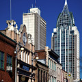 The Rsa Tower - Mobile Alabama by Mountain Dreams