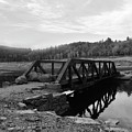 The Rusted Bridge by Eric Radclyffe