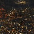 The Sack Of Troy by Gillis van