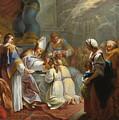 The Sacrament Of Confirmation by Jacques Dumont le Romain