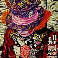 The Sad Hatter by Deborah Evers