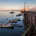 The San Luis Pier by Jonathan Nguyen
