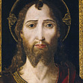 The Savior by Paolo de San Leocadio