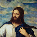 The Savior by Titian