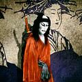 The Scarlet Samurai... by Will Bullas