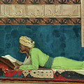 The Scholar by Osman Hamdi Bey