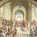 The School Of Athens, Raphael by Science Source
