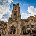 The Scottish Rite Cathedral - Indianapolis by Ron Pate