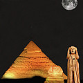 The Scream World Tour Egypt by Eric Kempson