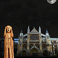 The Scream World Tour Westminster Abbey by Eric Kempson