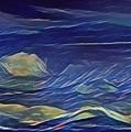 The Sea And Sky Where Thunder Sleeps by Michael Richardson