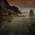 The Sea And The Rocks by Angel Ciesniarska