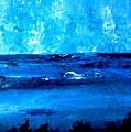 The Sea by Carol P Kingsley