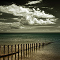 The Sea by Edmund Nagele