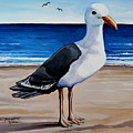 The Sea Gull by Elizabeth Robinette Tyndall